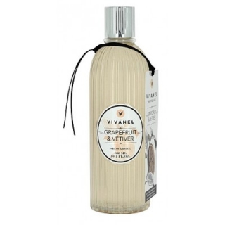 8031 Sprchový gel VIVANEL Grapefruit a Vetiver 300ml.