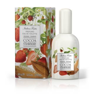 2345 RUDY FRUITS EDT 100 ml JAHODA a KAKAO