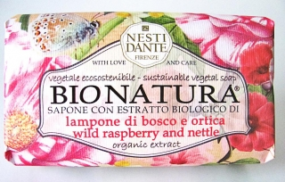 BIO NATURA: Wild raspberry and nettle 250g
