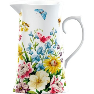 JUG3671 Porcelánový džbán English Garden