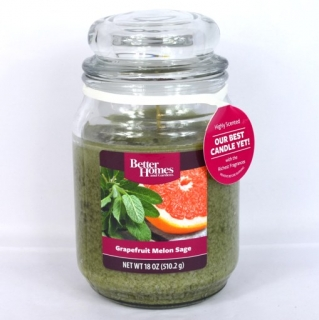 Candle lite- Grapefruit Melon Sage 510g