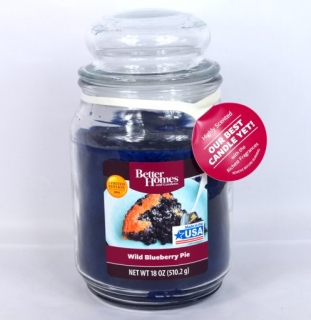 Candle lite- Wild Blueberry Pie 510g