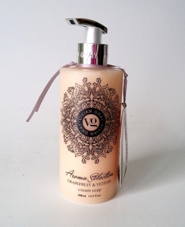 Tekuté mýdlo Vivian Gray Grapefruit a Vetiver 400ml