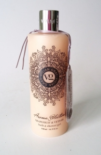 Sprchový gel a pěna do koupele Vivian Gray Grapefruit a Vetiver 500ml