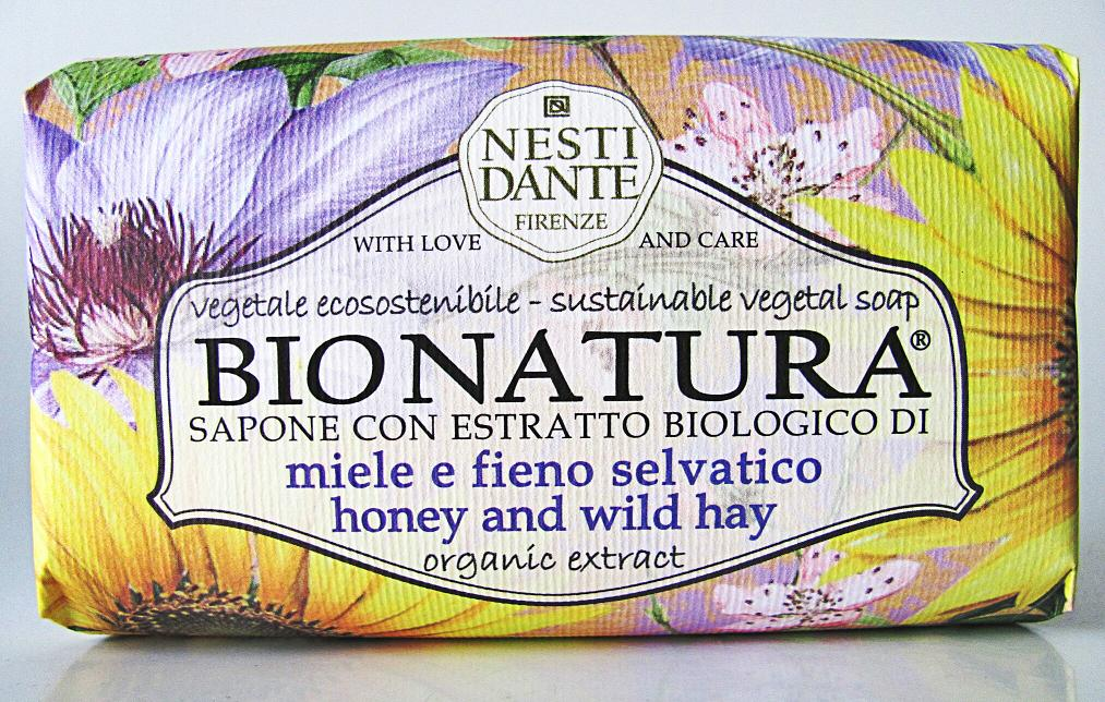 BIO NATURA:Honey and wild hay 250g