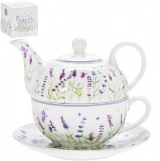 LP94060 LAVENDER- Tea for one
